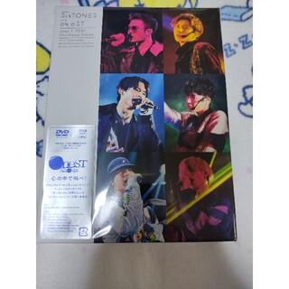 Johnny's - SixTONES on eST 初回盤 DVD