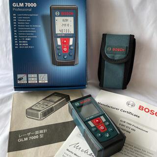 ボッシュ(BOSCH)の【美品】BOSCH GLM7000 レーザー距離計(その他)