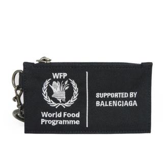 バレンシアガ(Balenciaga)のバレンシアガ カードホルダー ブラック WFP コインケース 616845(コインケース)