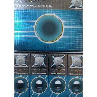 DUNLOP - 10/23値引 ダンロップ XXIO リバウンドドライブ ゴルフボール 1ダース