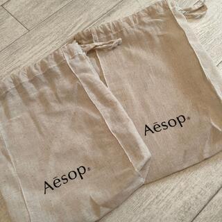イソップ(Aesop)のAesop ショップ袋 エコバッグ (ショップ袋)