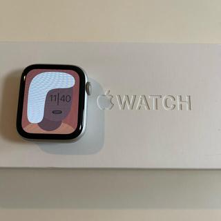 Apple - Apple Watch 5 GPS 44mm 美品 純正バンド未使用
