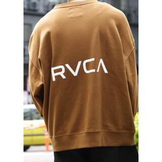 ルーカ(RVCA)の本日17時まで限定価格!【RVCA×FREAK'S STORE】 スウェット(スウェット)