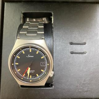 シン(SINN)のSinn 自動巻腕時計(腕時計(アナログ))