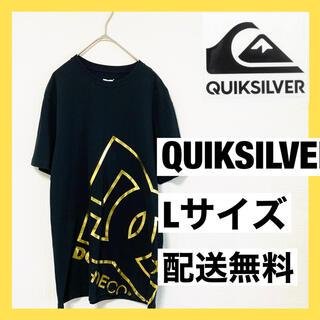 QUIKSILVER - ✅【クイックシルバー】QUIKSILVER Tシャツ ビックロゴ