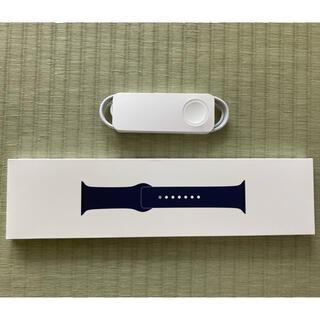 Apple Watch - Apple Watchスポーツバンドと充電器
