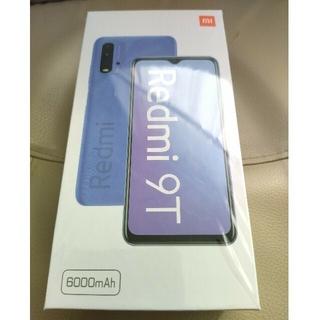 ANDROID - Xiaomi Redmi 9T SIMフリー カーボングレー 64GB