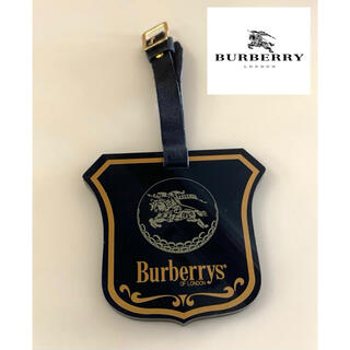 BURBERRY - 新品 バーバリー ネームタグ プレート