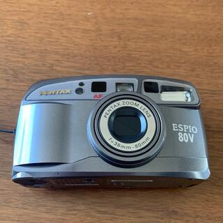 ペンタックス(PENTAX)のPENTAX フィルムカメラ ESPIO80V(フィルムカメラ)