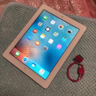 iPad - 美品 Apple iPad 2 第2世代 16GB Wi-Fi+Cellular