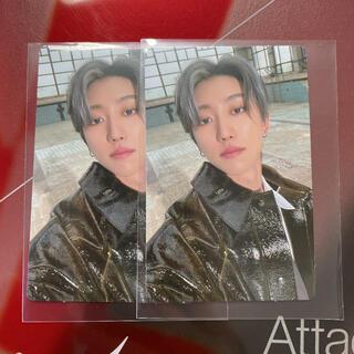 セブンティーン(SEVENTEEN)のattacca トレカ ミョンホ the8(K-POP/アジア)