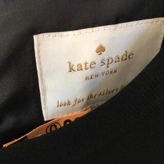 kate spade new york - ケイトスペード 可愛い黒ワンピ 着痩せ 11号 クリーニング済 数回着用 美品