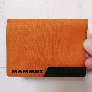 マムート(Mammut)の【新品】MAMMUT Smart Wallet Ultralight オレンジ(コインケース/小銭入れ)