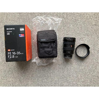 SONY - SEL1635GM デジタル一眼カメラα[Eマウント]用レンズ