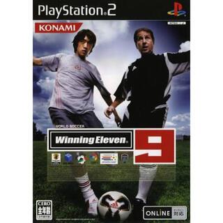 KONAMI - ワールドサッカーウイニングイレブン9 PS2
