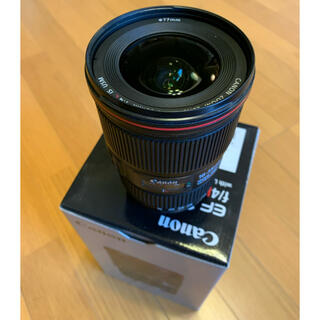Canon - Canon EF 16-35mm F4L IS USM