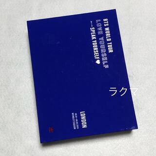 防弾少年団(BTS) - BTS SPEAK YOURSELF LONDON ロンドン DVD 日本語字幕