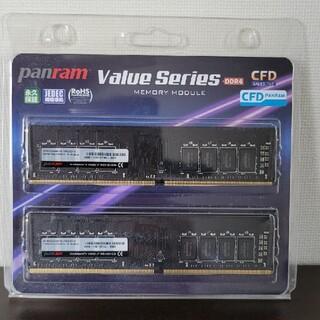 W4U2666PS-16GC19 [DDR4 PC4-21300 16GB 2枚