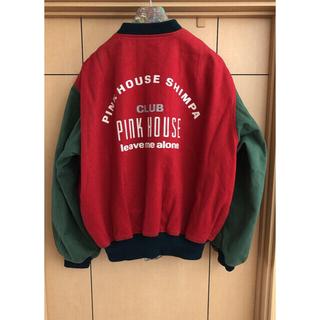 ピンクハウス(PINK HOUSE)のMA-1 ブルゾン (ブルゾン)