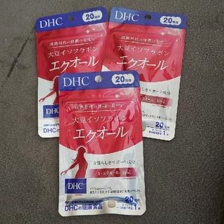 DHC - DHC 大豆イソフラボンエクオール 20日分