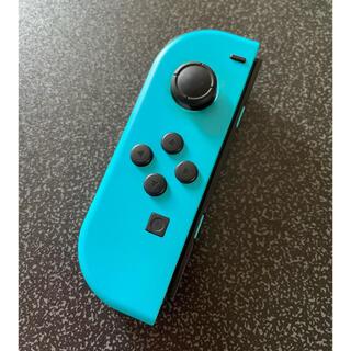 Nintendo Switch - Nintendo switch Joy-Con(L)ネオンブルー(中古品)