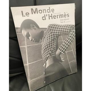 エルメス(Hermes)のHERMES『エルメスの世界』カタログ2021年 最新号(ファッション)
