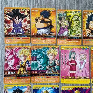 ドラゴンボール(ドラゴンボール)のドラゴンボールZ  データカードダス  28枚+ダブり3枚(カード)
