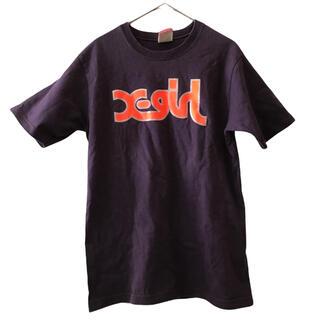 エックスガール(X-girl)のX-girl エックスガールTシャツ size 2(Tシャツ(半袖/袖なし))