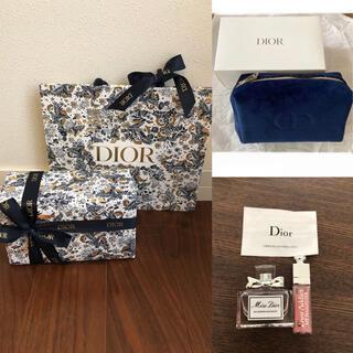 Christian Dior - ディオール クリスマスオファー 2021 ホリデー 限定 コフレ