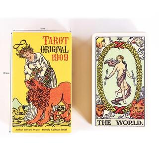限定入荷 1909年オリジナル版復刻 The Rider Tarot Deck(トランプ/UNO)