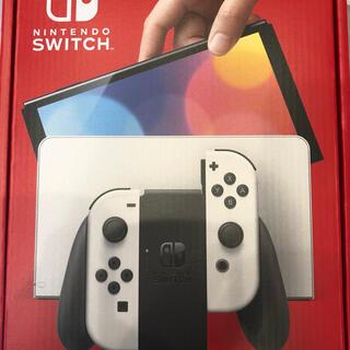 Nintendo Switch - NintendoSwitch有機EL ホワイト