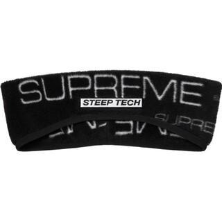 Supreme - Supreme The North Face Tech Headband 黒