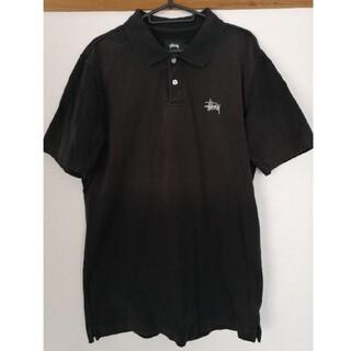 STUSSY - 【stussy ステューシー】ポロシャツ 半袖 メンズ サイズL
