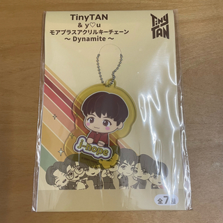防弾少年団(BTS) - TinyTAN モアプラスアクリルキーチェーン Dynamite BTS
