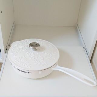 ルクルーゼ(LE CREUSET)のルクルーゼ オリーブブランチ(鍋/フライパン)