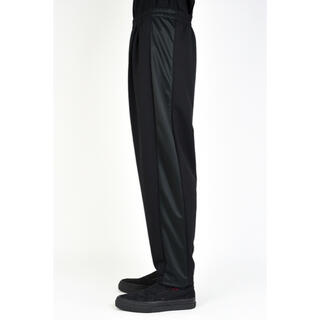 LAD MUSICIAN - LAD MUSICIAN 2TUCK TAPERED WIDE PANTS 0