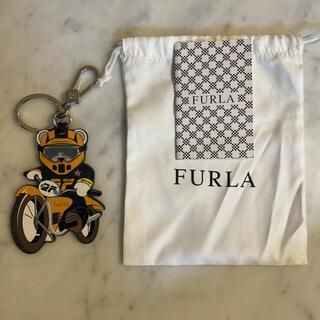 フルラ(Furla)の【未使用】FURLAフルラ クマフラージュ キーリング(キーホルダー)