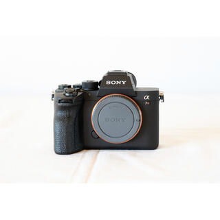 SONY - 美品 SONY α7RIV ボディ ILCE-7RM4 ソニー ミラーレスカメラ