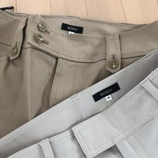 ボッシュ(BOSCH)のパンツ スカート 綺麗め系 ストレッチ 美脚 美尻(カジュアルパンツ)