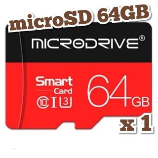 マイクロSDカード 64GB 1枚 microSD class10 VBKR