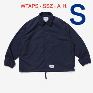 W)taps - WTAPS AMIMIA JACKET COPO. WEATHER. SSZ S