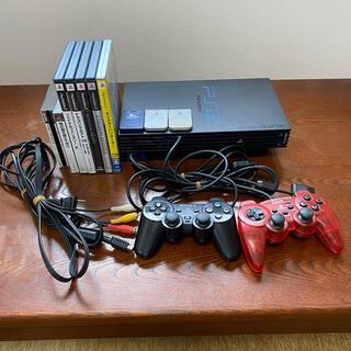 PlayStation2 - プレステ2 (ps2) 本体+ソフト付き (すぐ遊べます)