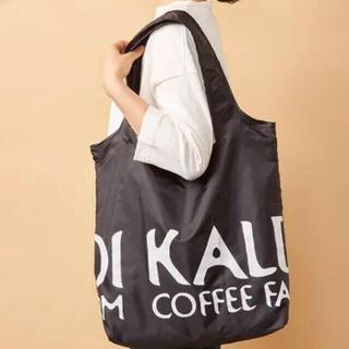 KALDI - カルディ エコバッグ ブラック 新品未開封