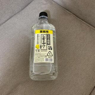 サントリー(サントリー)のサントリー こだわり酒場のレモンサワーの素 コンク 業務用 1800ml(リキュール/果実酒)