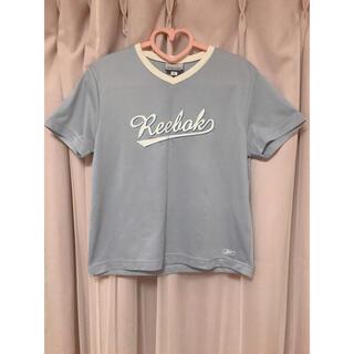 Reebok - Reebok ベビーブルー tシャツ スポーツ