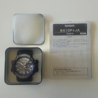 G-SHOCK - カシオ G-SHOCK  5410 GPW-1000