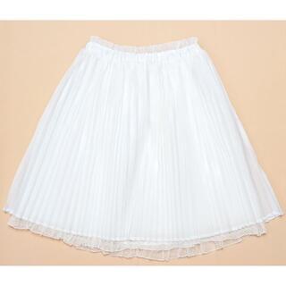 リズリサ(LIZ LISA)のLIZ LISA☆中古♪Tralala*ボリュームプリーツスカート(ひざ丈スカート)