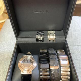 ティファニー(Tiffany & Co.)の美品!ティファニー インタリオ クオーツ(腕時計(アナログ))