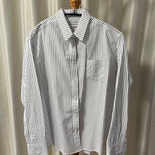 ビームス(BEAMS)のストライプシャツ、ブラウス☆バッグデザイン☆ビームス☆beams(シャツ/ブラウス(長袖/七分))