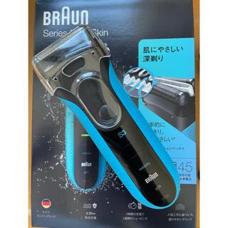 BRAUN - BRAUN 電動シェーバー